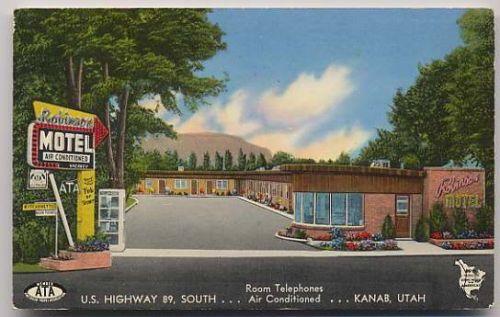 Sun N Sand Motel, 347 S 100 E, Kanab, UT., 89741, USA